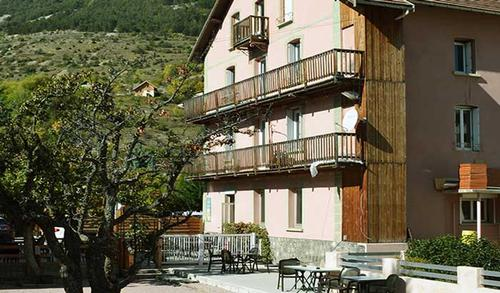 Briancon The Icerock Backpacker Hotel
