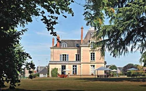 Hotel Spa Chateau Gontier