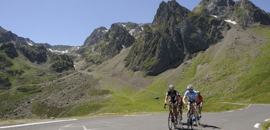 Cycling the Tourmalet in September