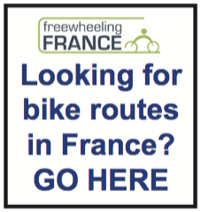 Bike routes in france