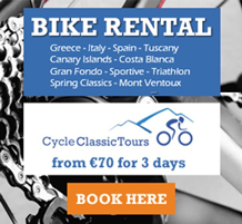 Classic Cycle Tours bike hire
