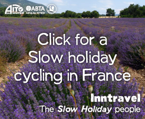 Inntravel cycling France