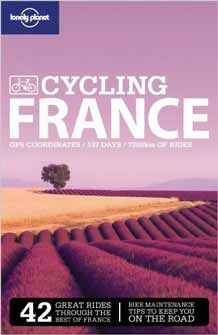 Lonely Planet Cycling France