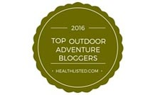 Outdoor adventure bloggers