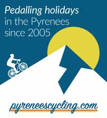 Pyrenees Cycling Holidays