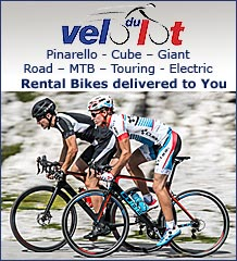 Velo du Lot bike hire