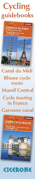 Cycling in France books