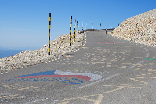 Ventoux Richard IJzermans