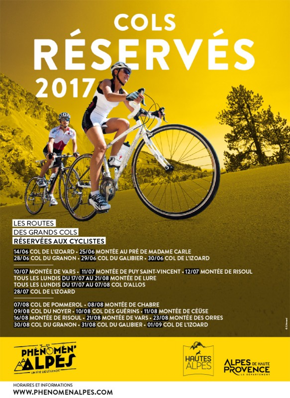 Poster for col reserve 2017