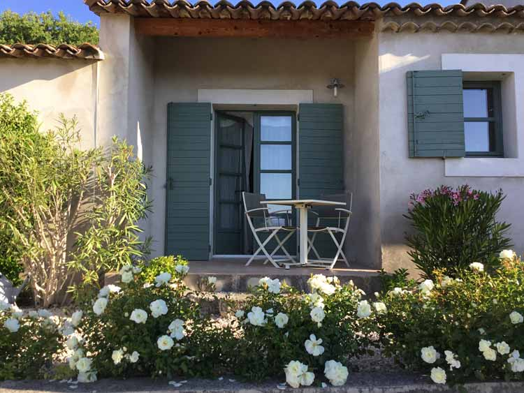 Accommodation in Provence