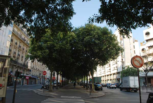 Avenue Falndres, Paris 19e