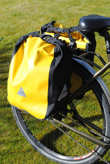 Axion Typhoon LX 40L Cyle Touring panniers