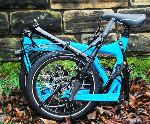 Birdy City folding bike review