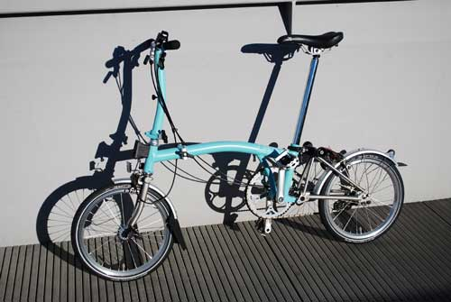 Brompton folding bike review