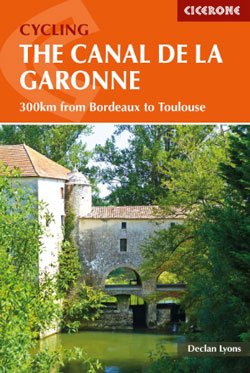 Cycling Bordeaux to Toulouse guidebook