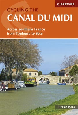 Cycling the Canal du Midi guidebook