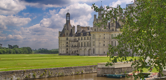 Bike rental along the Loire River