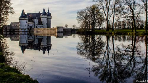 Hotel accommodation in the Loire for a self-guided cycling holiday