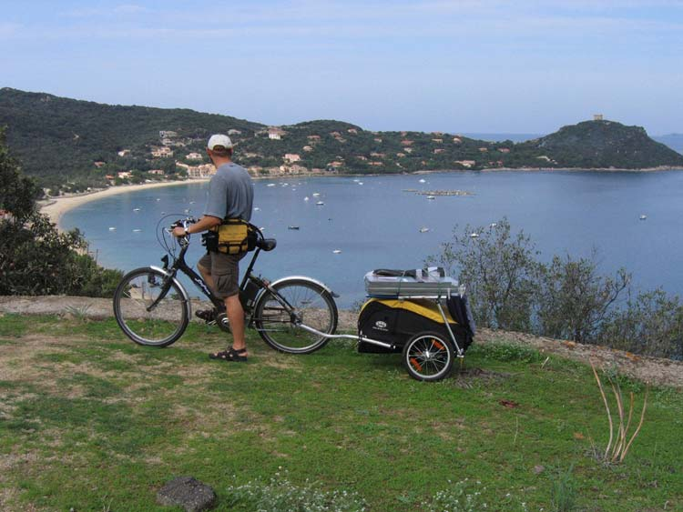 Cycling on Corsica