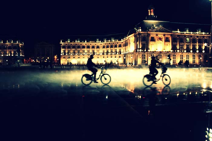 Cycling in Bordeaux