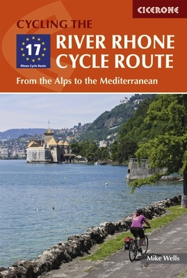 Front cover of the Eurovelo 17 guide book