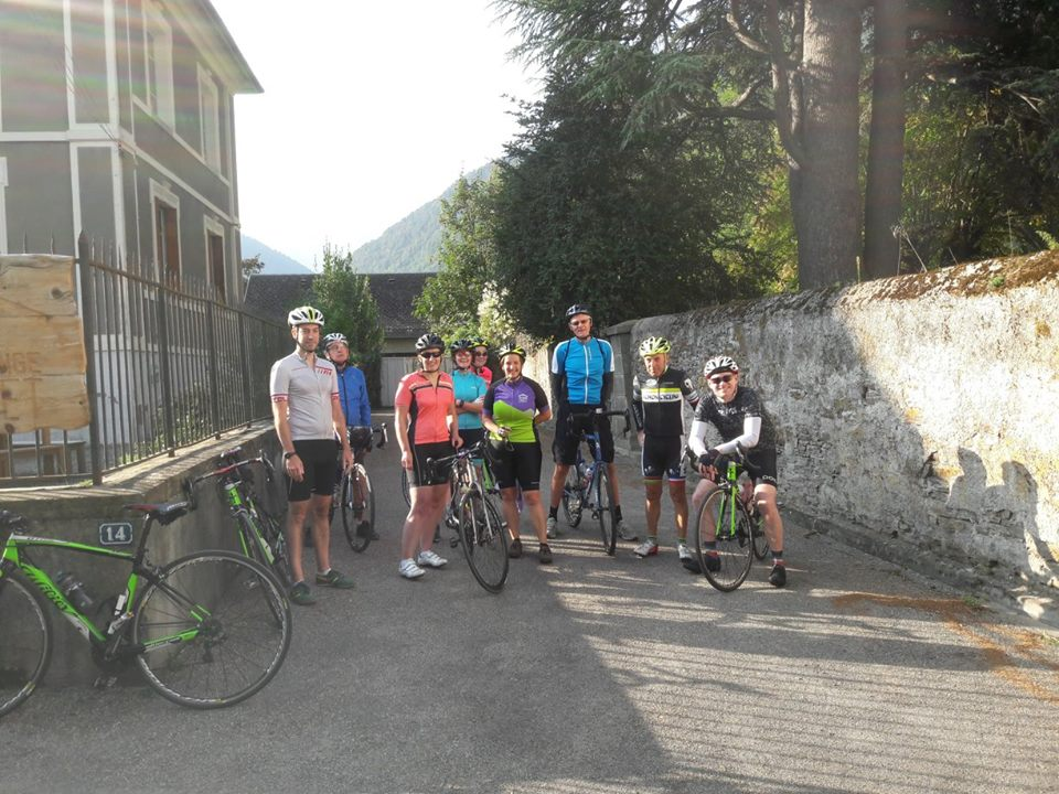 Before choosing a cycling holiday in France, consider what type of bike tour you're after and who you'd like to share it with. Photo: Andrew Dennes