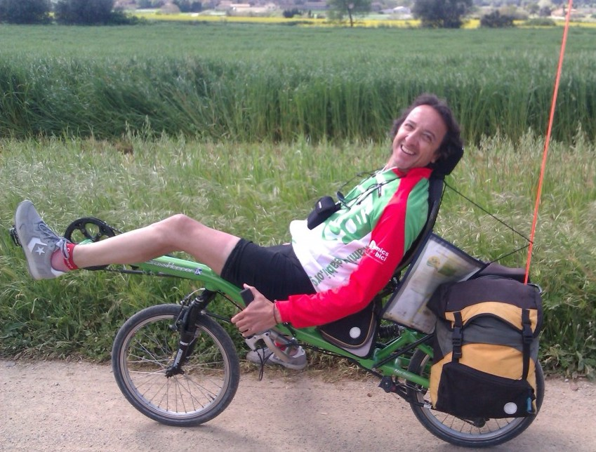 61c9d2f130f Recumbent cycling holidays in France - Freewheeling France