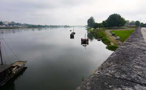 Cycling the Loire