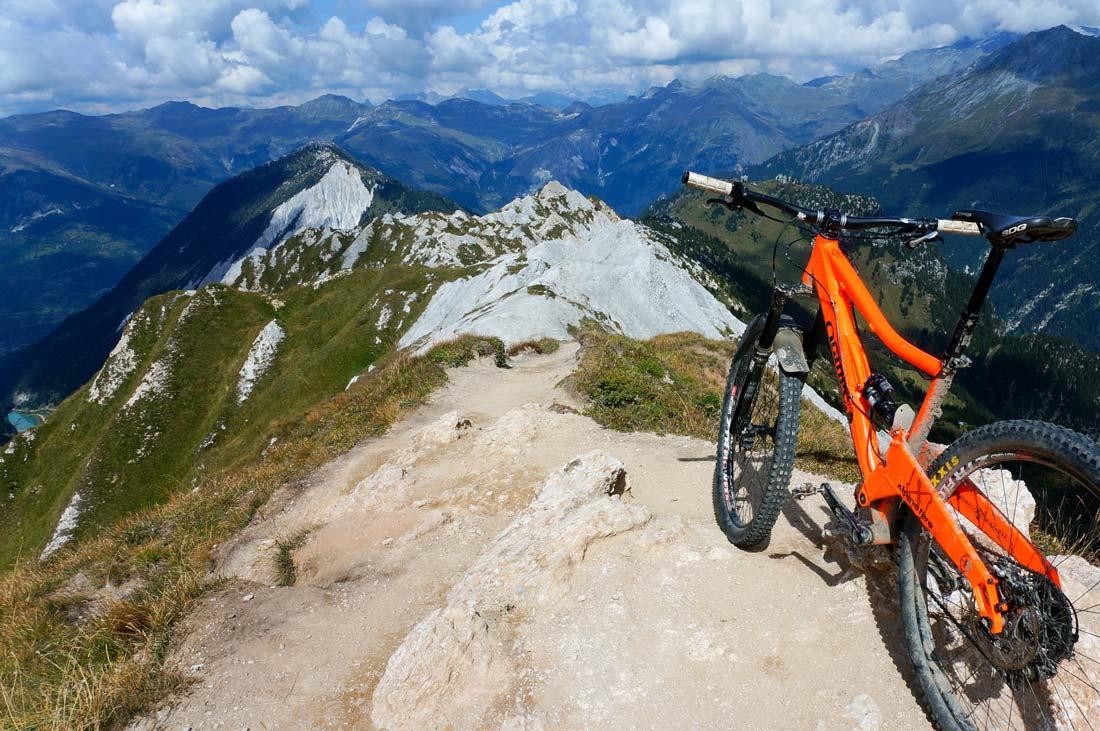 5 Must-Ride Mountain Bike Trails in France - Freewheeling France