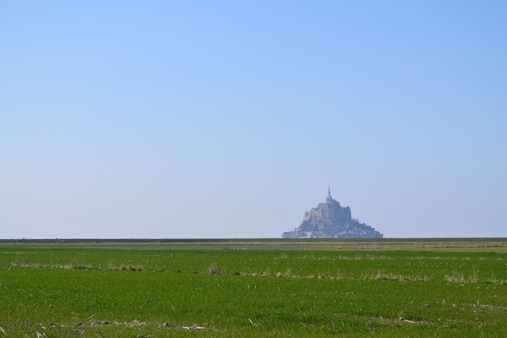 Mont St Michel by Ph Grillot