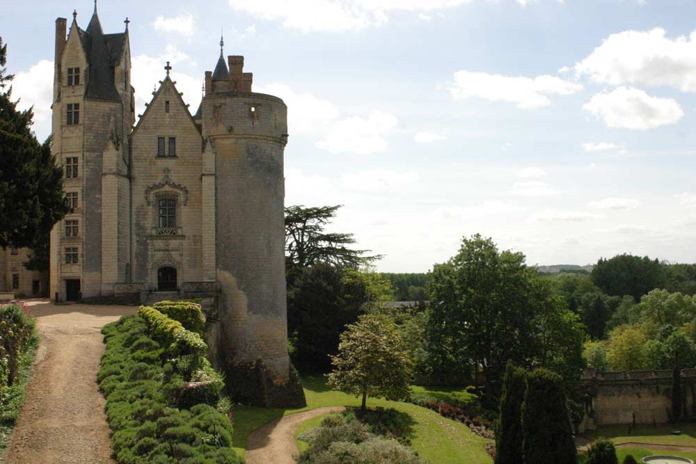 Chateau Montreuil-Bellay