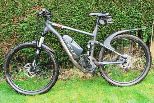 Product review: Mudhugger Mudguards for full suspension ...
