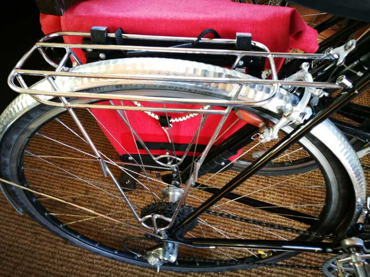 Orca 35 Arkel panniers on Bob's Mariposa bike