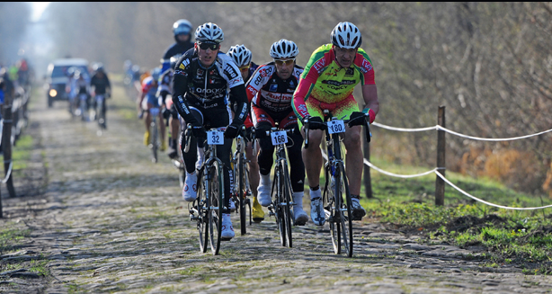 Paris-Roubaix Challenge Photo by Belga, official website