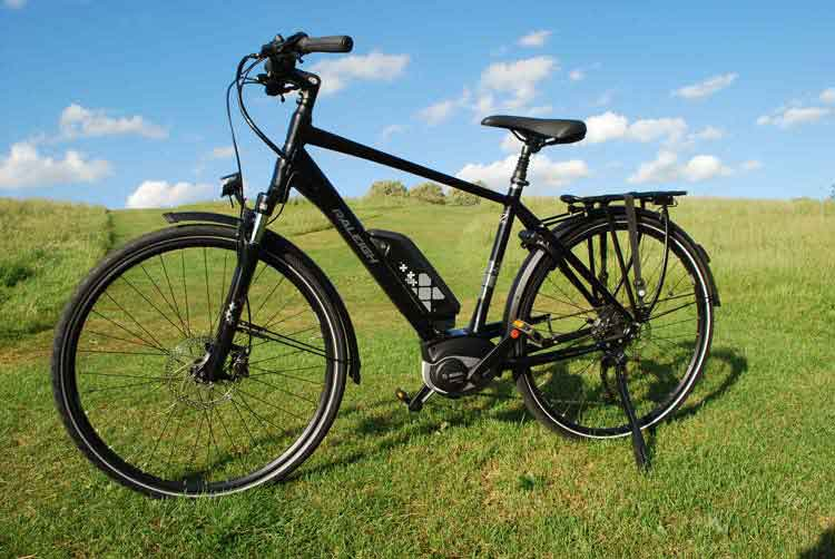 Raleigh Motus Grand Tour ebike review
