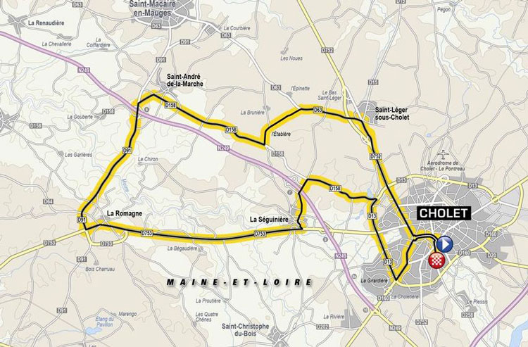 Stage 3 2018 TDF