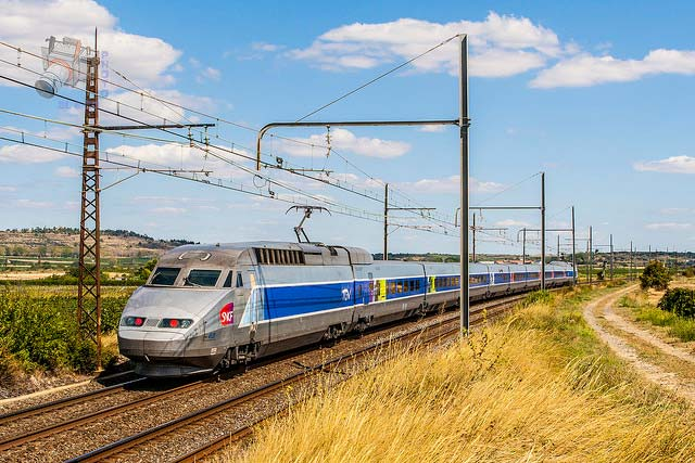 When can you buy 2017 train tickets for France?