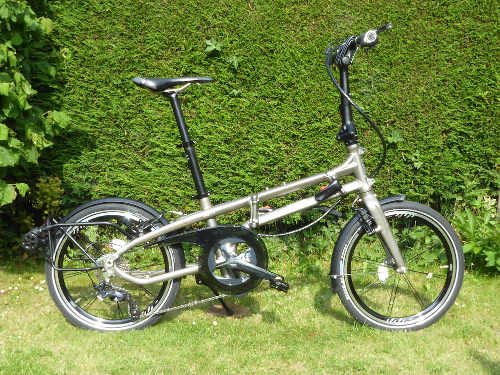 Tern BYB folding bike review