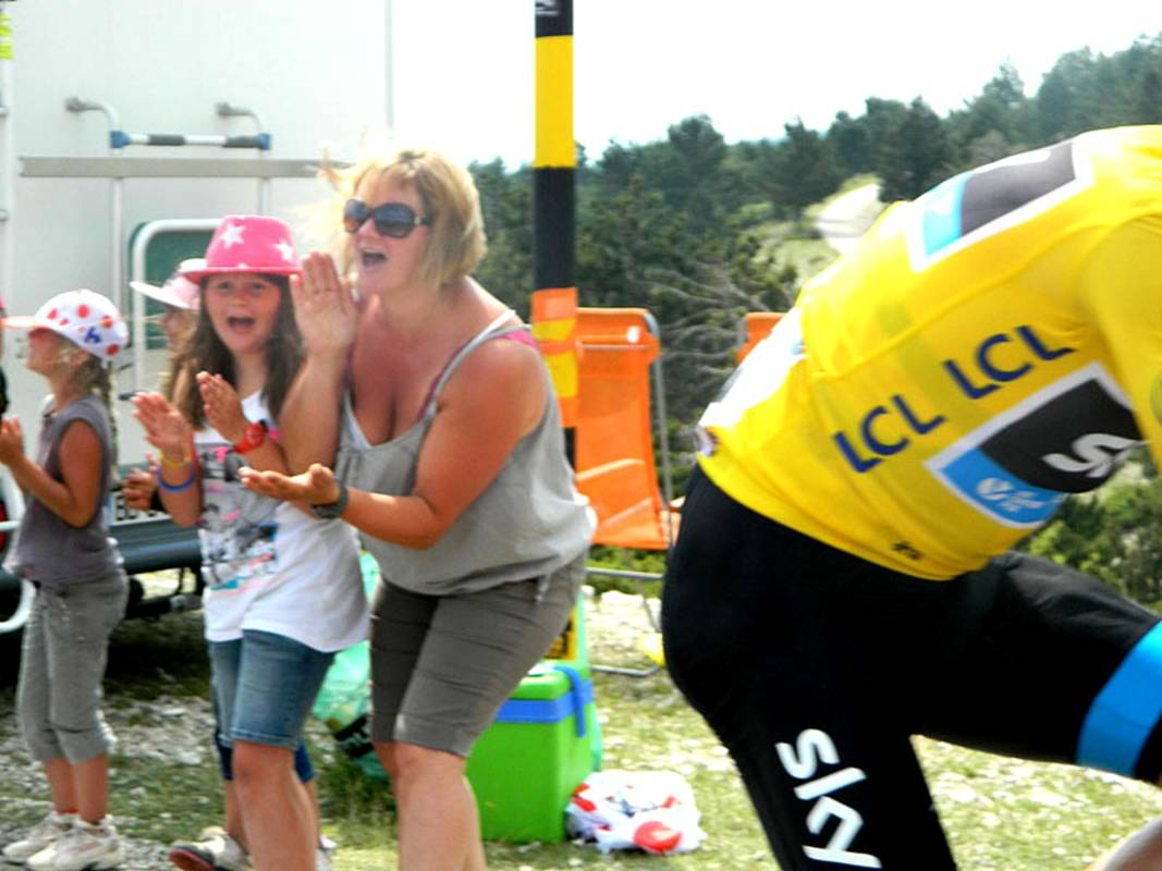 Tour de France photography tips