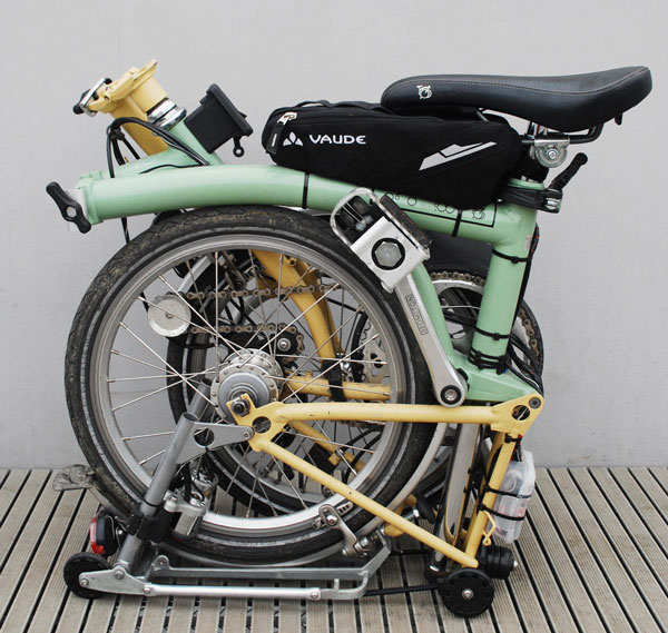 Product Review Velospeeder Brompton Electrical Assist Kit