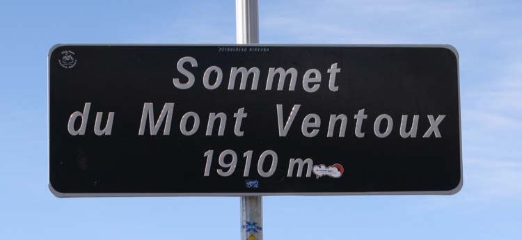 Ventoux cycling holidays