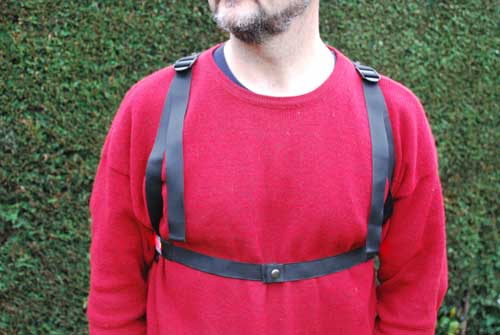 Oxford Pro Commuter X4 harness