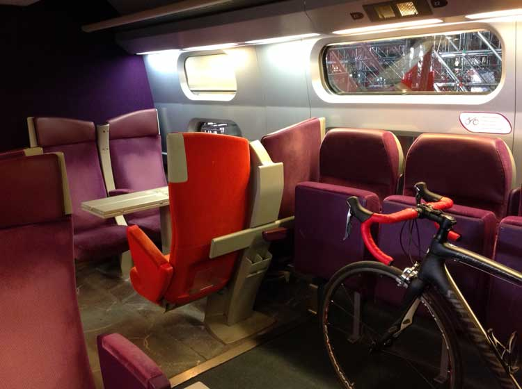 bicycle tgv