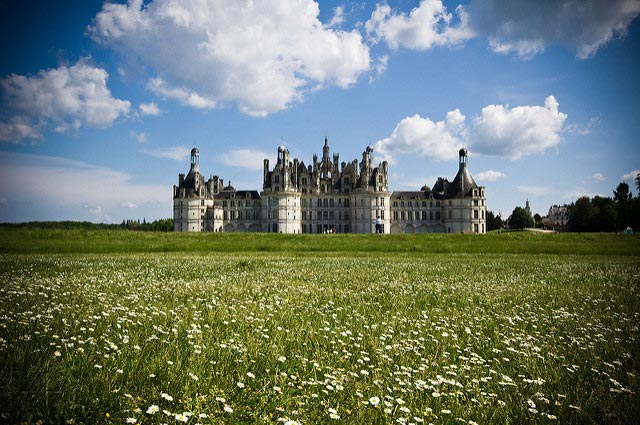 Chambord is arguably the Loire's best-known chateau. Photo: Etienne Boucher