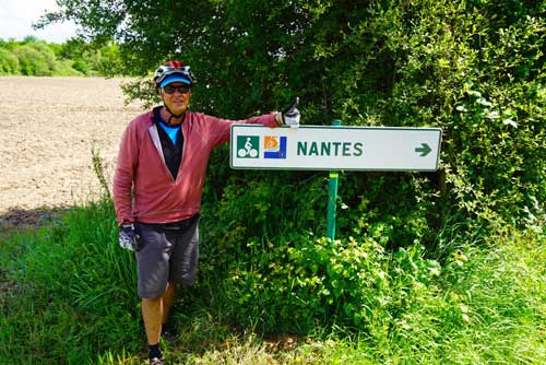 cycling roscoff to nantes