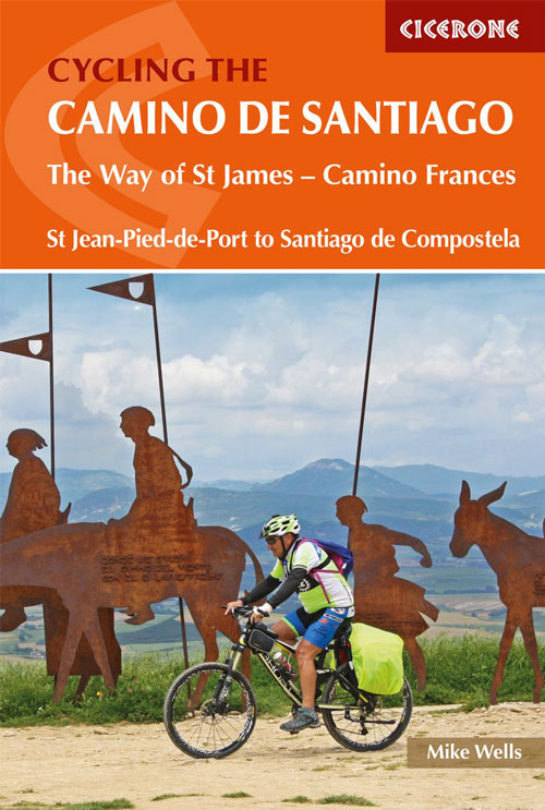 Cycling guidebook for the Camino de Santiago