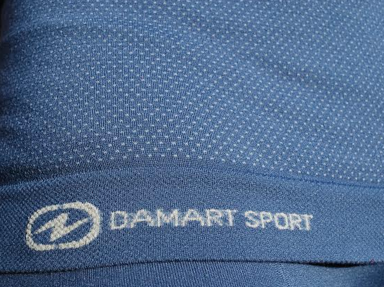 Damart thermal baselayers