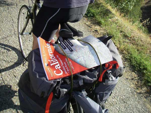 Maps on your bike