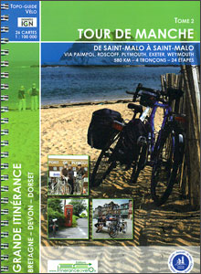 Tour de Manche guidebook volume 2