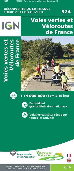 map bike routes for cycling in france